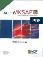 MKSAP18 Rheumatology.pdf