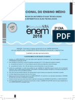 5 Simulado SAS 2018 - 2 dia.pdf