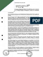 2006-Resolucion de Alcaldia 1425