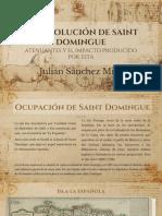 Unidad 4 Revolución Haití - Julián Sánchez Mira