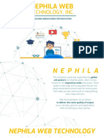 Nephila Web