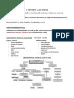 Clase 1 El Sistema de Salud de Chile