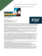 Kasalahan Dalam Memahami Hukum Asuransi Jiwa