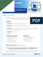 Asistentes Académicos - DZ Ica-Ayacucho