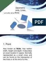 2. Basic 2d Geometric Elements