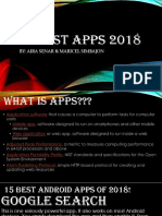 Latest Apps