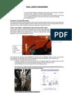 Tug Safety Procedures