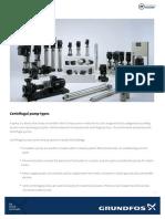 Pumps_Task 5_Centrifugal Pump Types