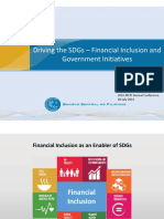 Financial inclusion status report BSP