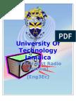 University Of Technology Jamaica radio station proposal