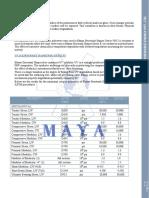 MAYA- Pultrusion Test