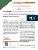 Neuropsychiatric Aspect of PD