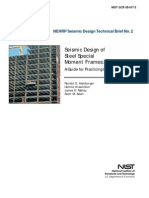 Seismic Design of SMFs