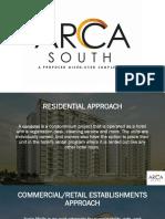 Arca South Presentation