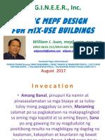 BASIC MEPF DESIGN FOR A MIX-USE  BLDG.pdf