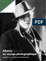 Albanie, un voyage photographique (1858-1945) – présenté par Loïc Chauvin et Christian Raby