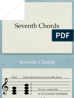 Seventh Chords Presentation