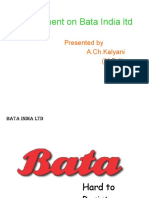 Presentation Bat A