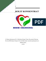 Panduan Elektrolit Konsentrat (1)