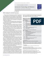 Figo Staging Systems 2009 Uterine Sarcoma