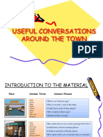 USEFUL+CONVERSATIONS+AROUND+THE+TOWN
