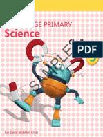 Cambridge Primary Science Challenge 3 Sample