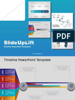 SlideUpLift | Timeline PowerPoint Templates
