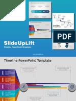 SlideUpLift   Timeline PowerPoint Templates