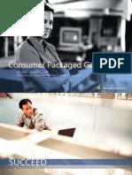 Microsoft Dynamics NAV 2009 for Consumer Packaged Goods