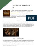 Game of Thrones e o estudo da Idade Média.docx