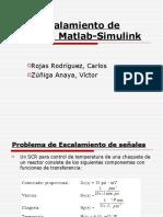 SCR Matlab Simulink