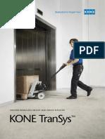Kone Transys Brochure