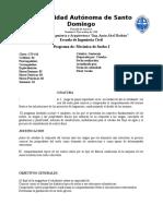 Programa Civ-441 Mecanica de Suelos i