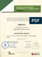 13 | IV Edicion Premios Construccion Sostenible. Castilla Leon | Plaza Ecopolis | Spain