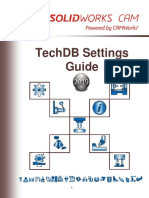 Techdb Settings Guide
