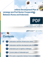 Korea Indonesia Port Study