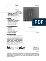 Load Cell Datasheet