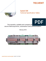 Telvent RTU Teknik Katalog