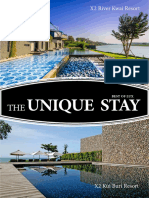 The Unique Stay 2019