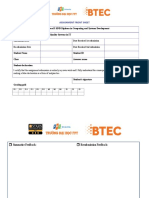 Quality Systems in IT -Assignment_Frontsheet (1)