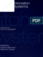 Hirst, Di Cristo - 1998 - Intonation Systems A Survey of Twenty Languages.pdf
