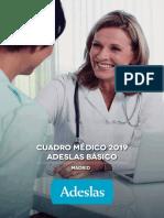 Cuadro medico Adeslas Madrid 2019 Basico.pdf