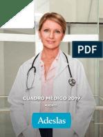 Cuadro medico Adeslas Madrid 2019.pdf