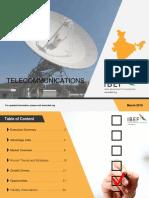 Telecommunications Mar 2019