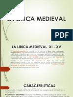 La Lirica Medieval Completo