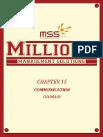 [SUMMARY] Manajemen (Chapter 15)