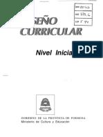 Diseño Curricular de la Provincia de Formosa - Nivel Inicial.pdf