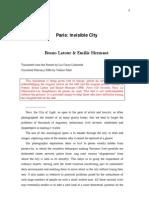 Paris Invisible City