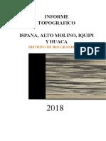 Informe Topografico -riogande
