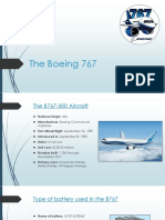 B767 Electrical Systems